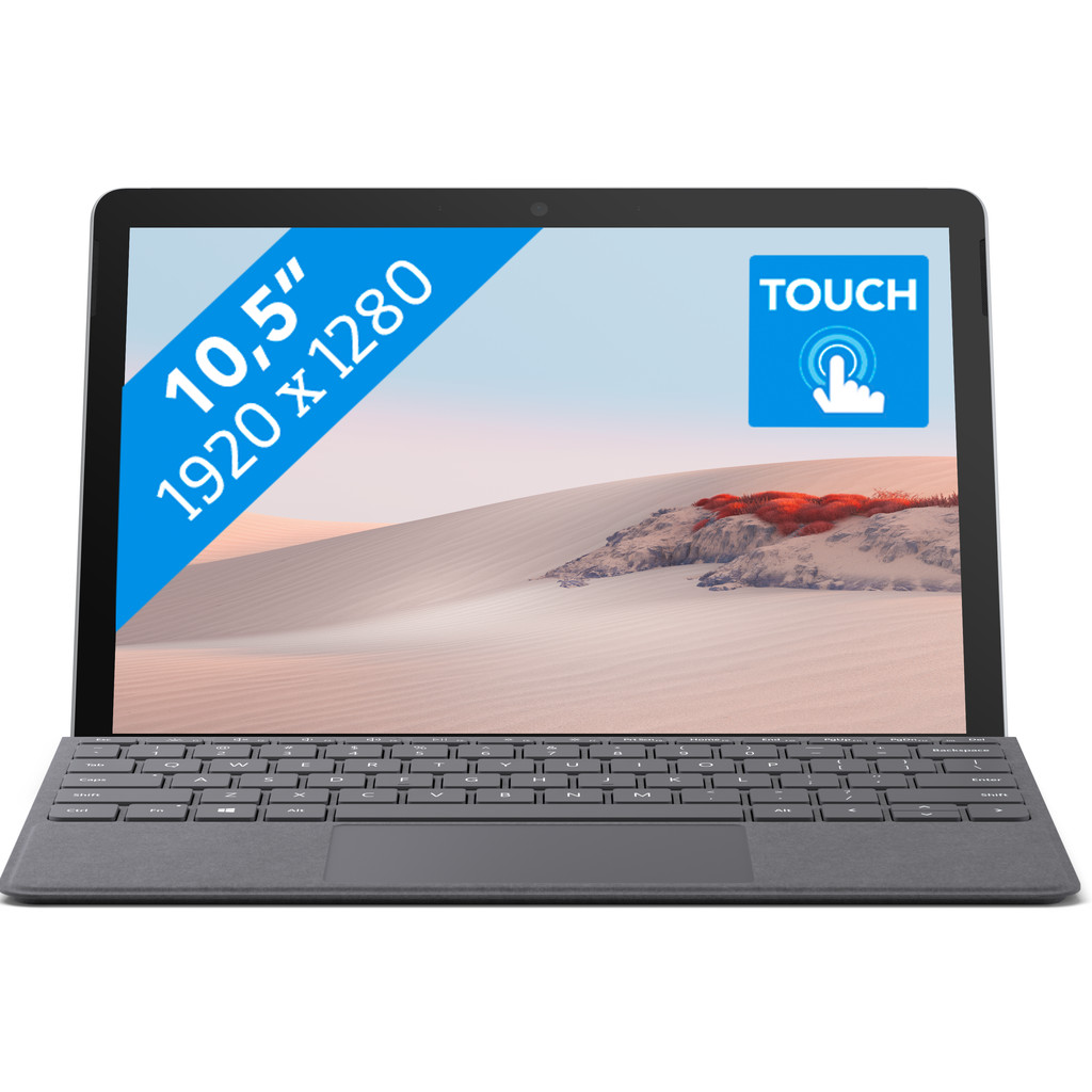 Tweedekans Microsoft Surface Go 2 - 8 GB - 128 GB