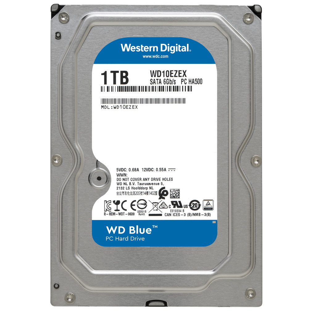 WD Blue WD10EZRZ 1TB
