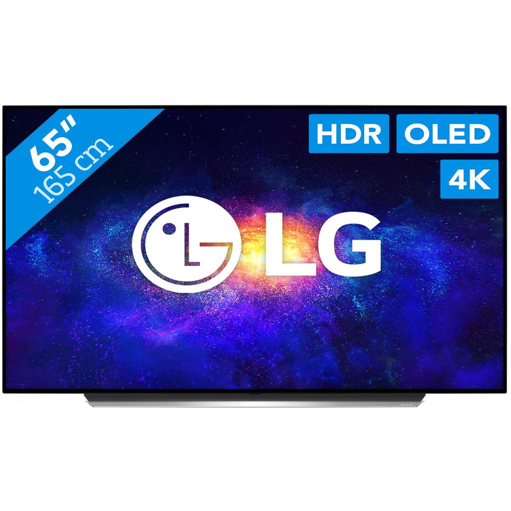 LG OLED65CX6LA (2020)-4K (UHD), UHD Premium  Smart tv: WebOS  100 Hertz