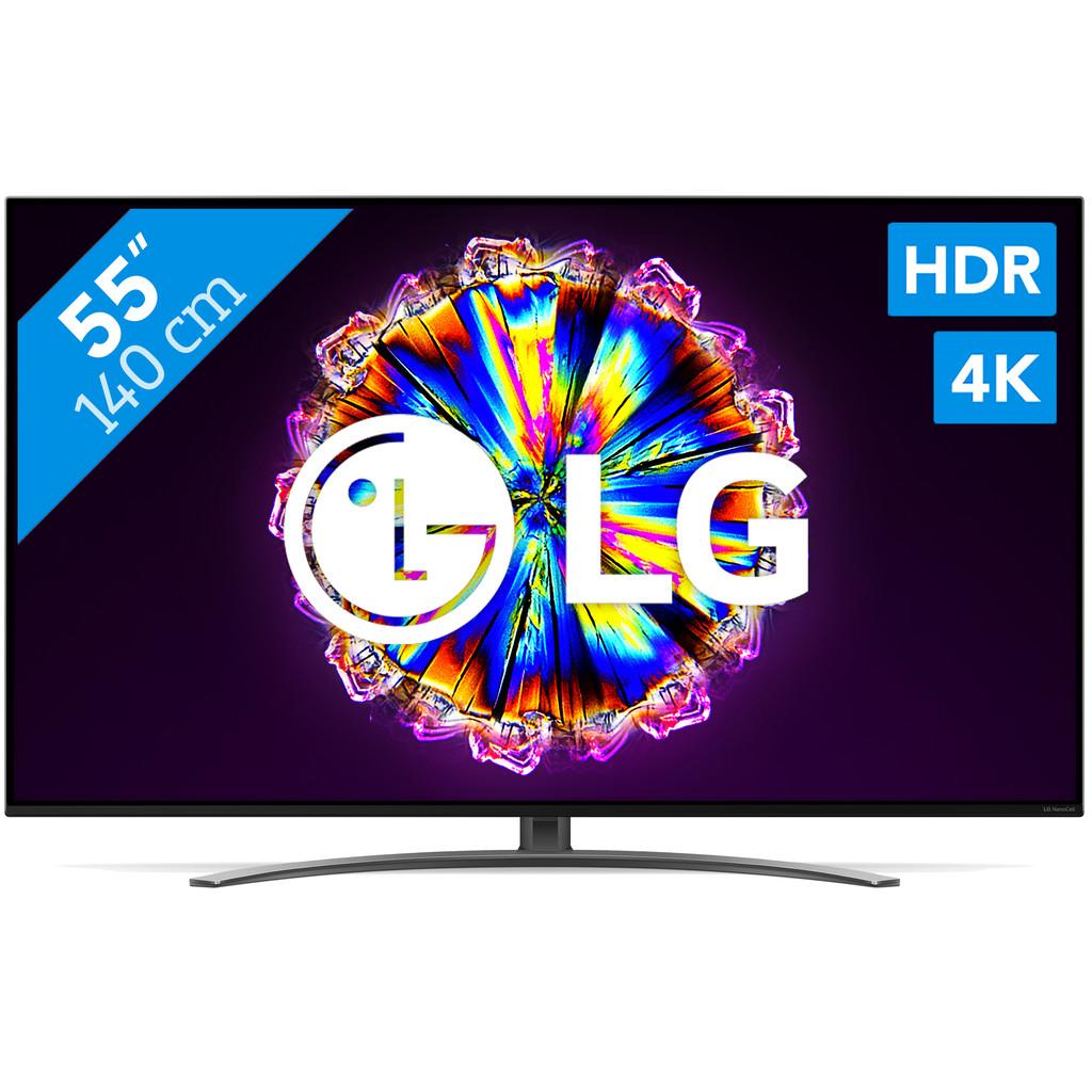 LG 55NANO866NA (2020)-4K (UHD)  Smart tv: WebOS  100 Hertz