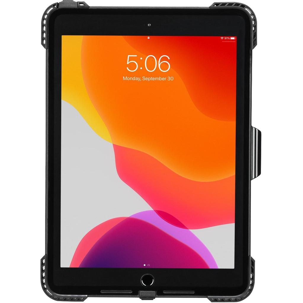 Tweedekans Targus SafePort Rugged Apple iPad (2020)/(2019) Back Cover Zwart