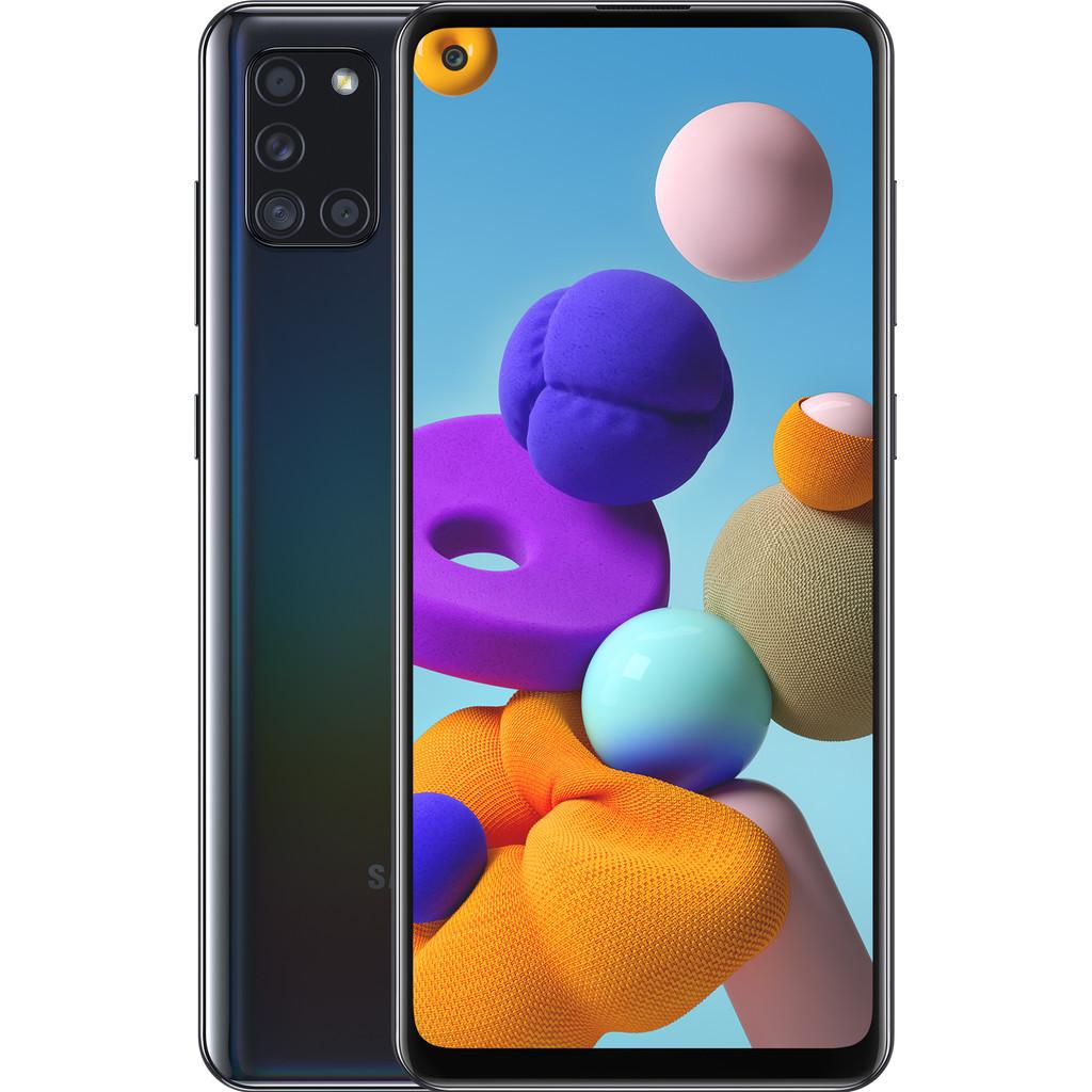 SAMSUNG Galaxy A21s 64 GB Zwart