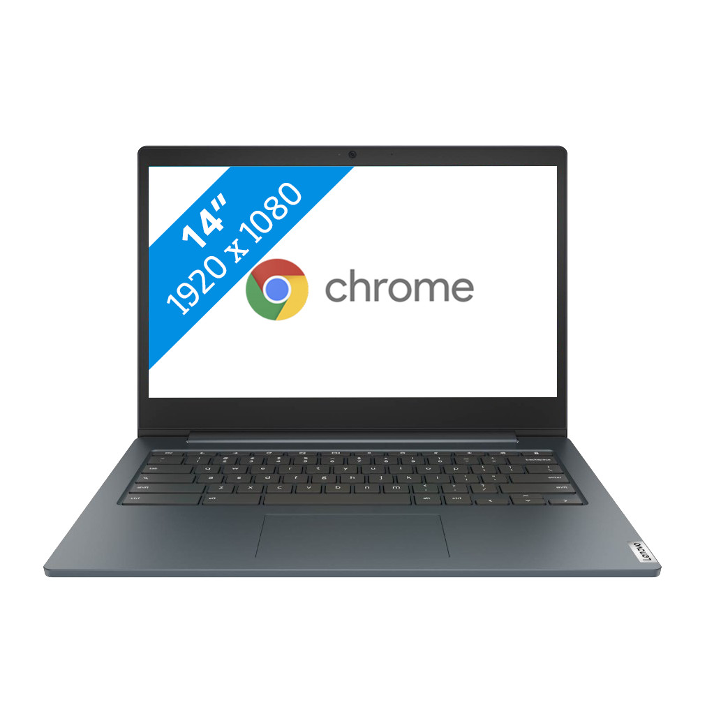 Tweedekans Lenovo IdeaPad 3 Chromebook 14IGL05 82C10010MH Tweedehands