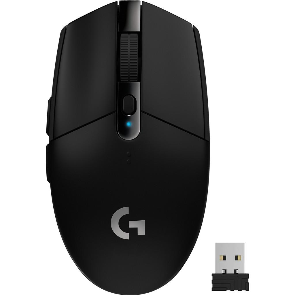 Logitech G305 Lightspeed Draadloze Gaming Muis
