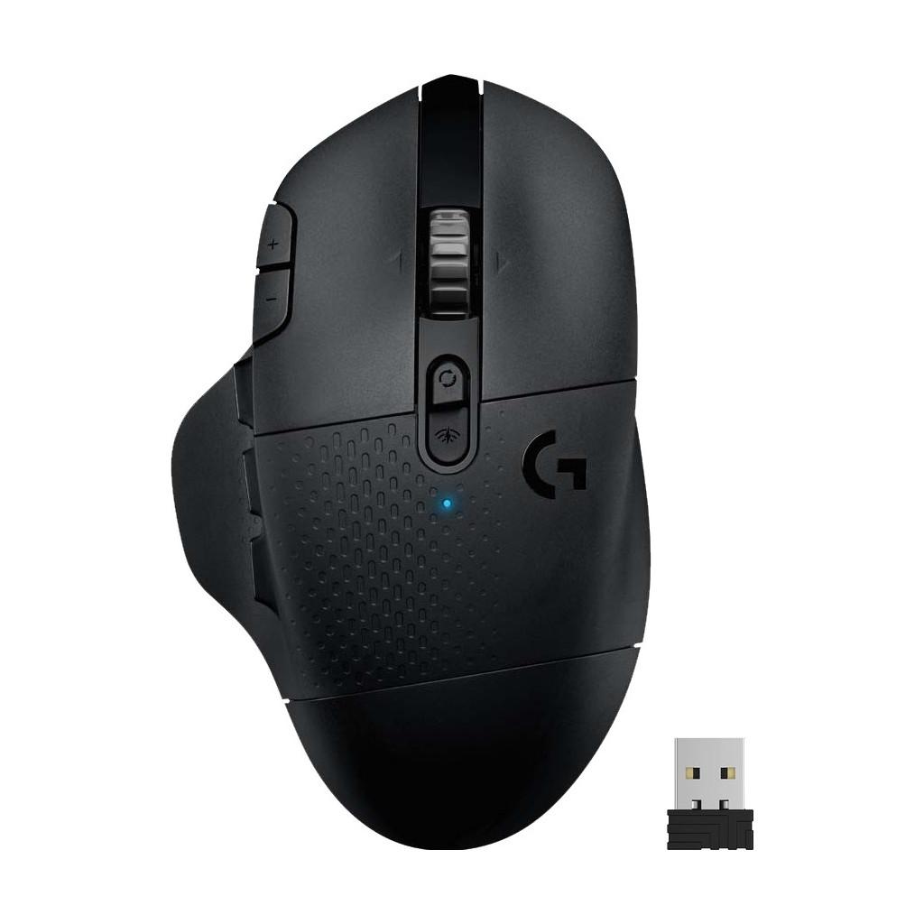 Logitech G604 Lightspeed Draadloze Gaming Muis