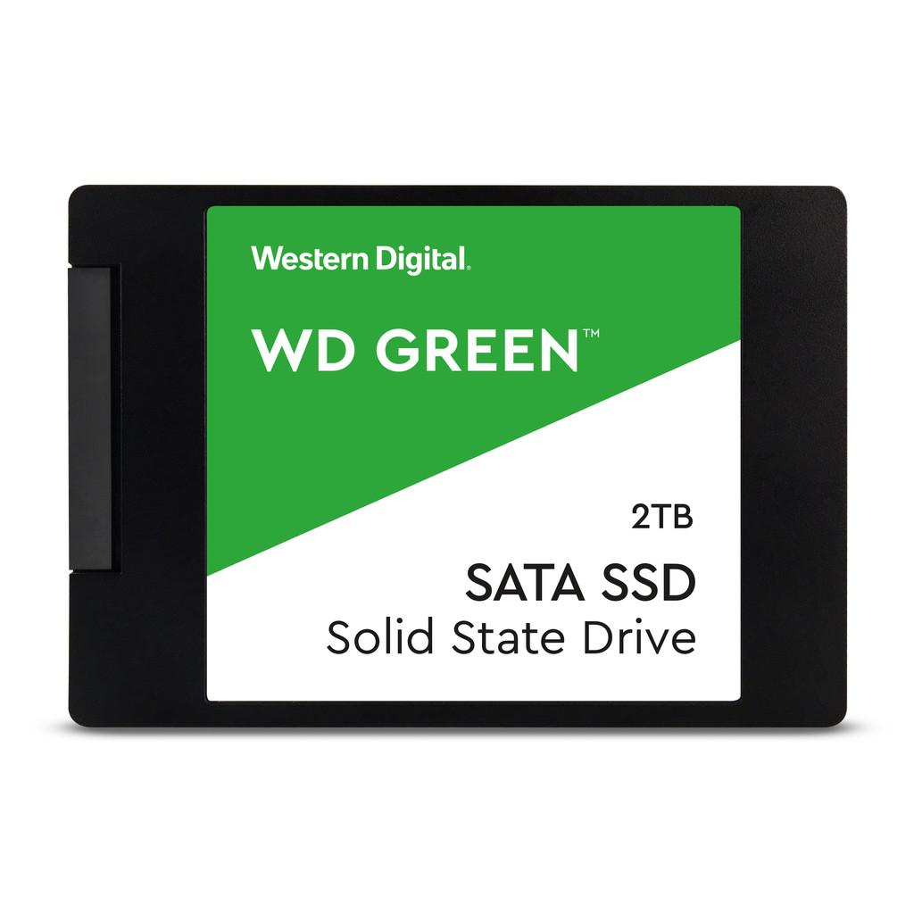 WD Green 2,5 inch SSD 2TB kopen