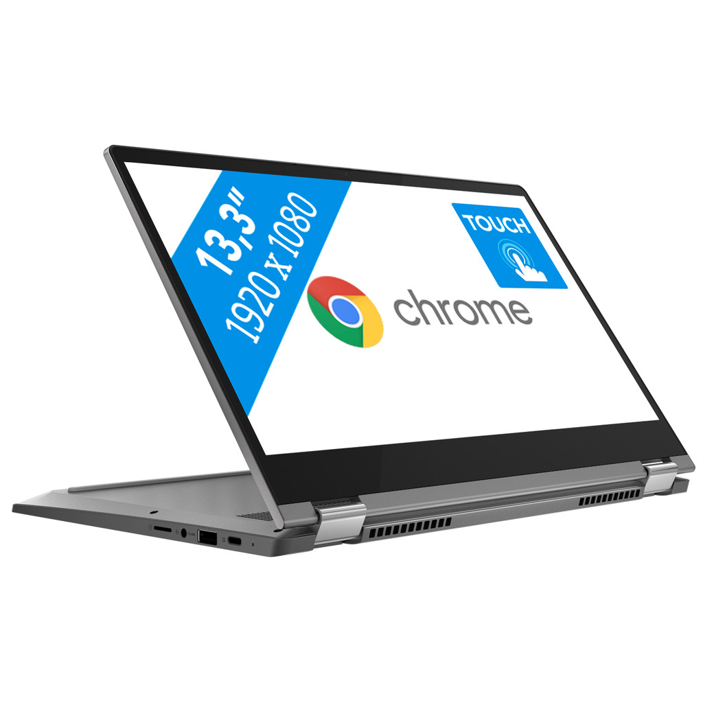Tweedekans Lenovo Chromebook IdeaPad Flex 5 13IML05 82B80013MH Tweedehands