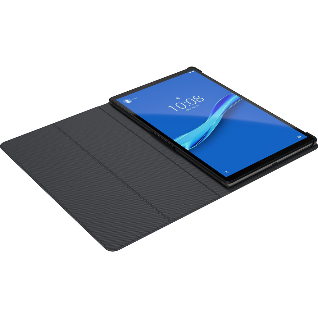Lenovo Tab M10 Plus (2de generatie) Book Case Zwart