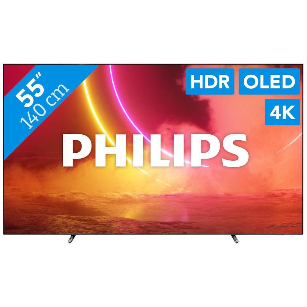 Tweedekans Philips 55OLED805 - Ambilight (2020)