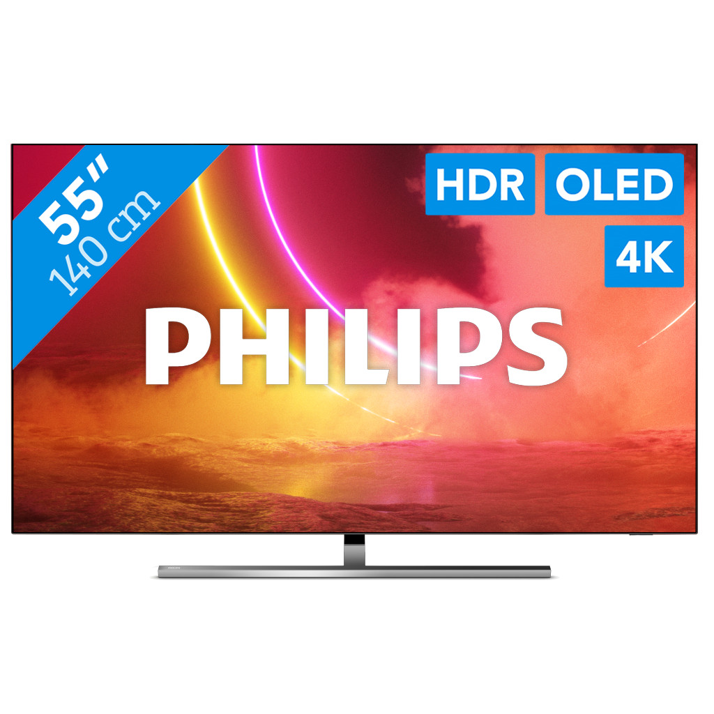 Tweedekans Philips 55OLED855 - Ambilight (2020)