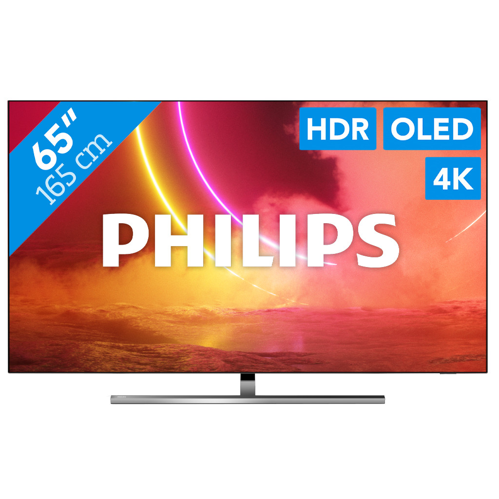 Tweedekans Philips 65OLED855 - Ambilight (2020)