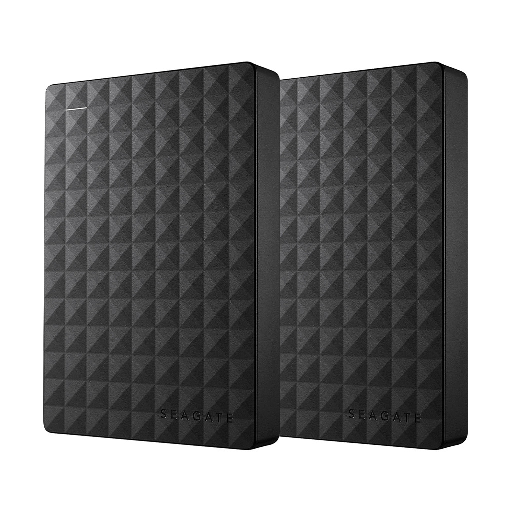 Seagate Expansion Portable 4TB 2-Pack