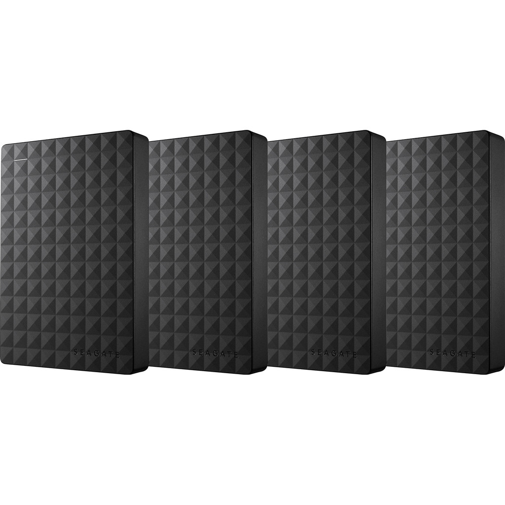 Seagate Expansion Portable 4TB 4-Pack