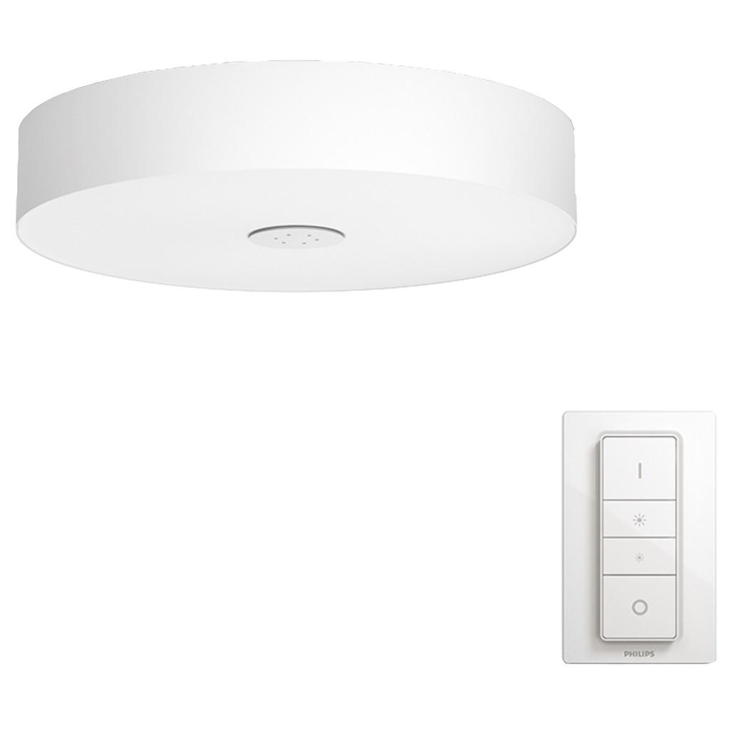 Philips Hue Fair plafondlamp White Ambiance Bluetooth Wit