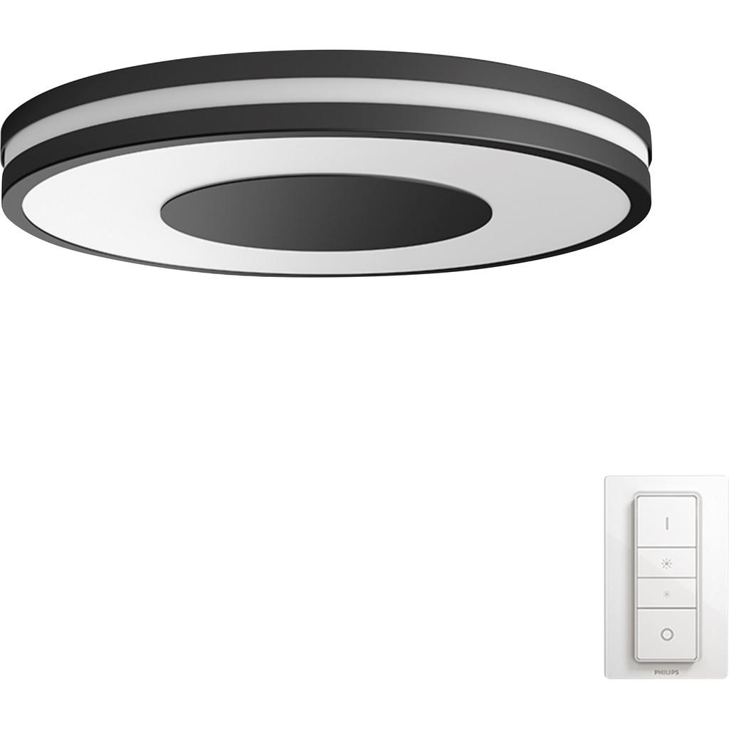 Philips Hue Being plafondlamp White Ambiance Zwart