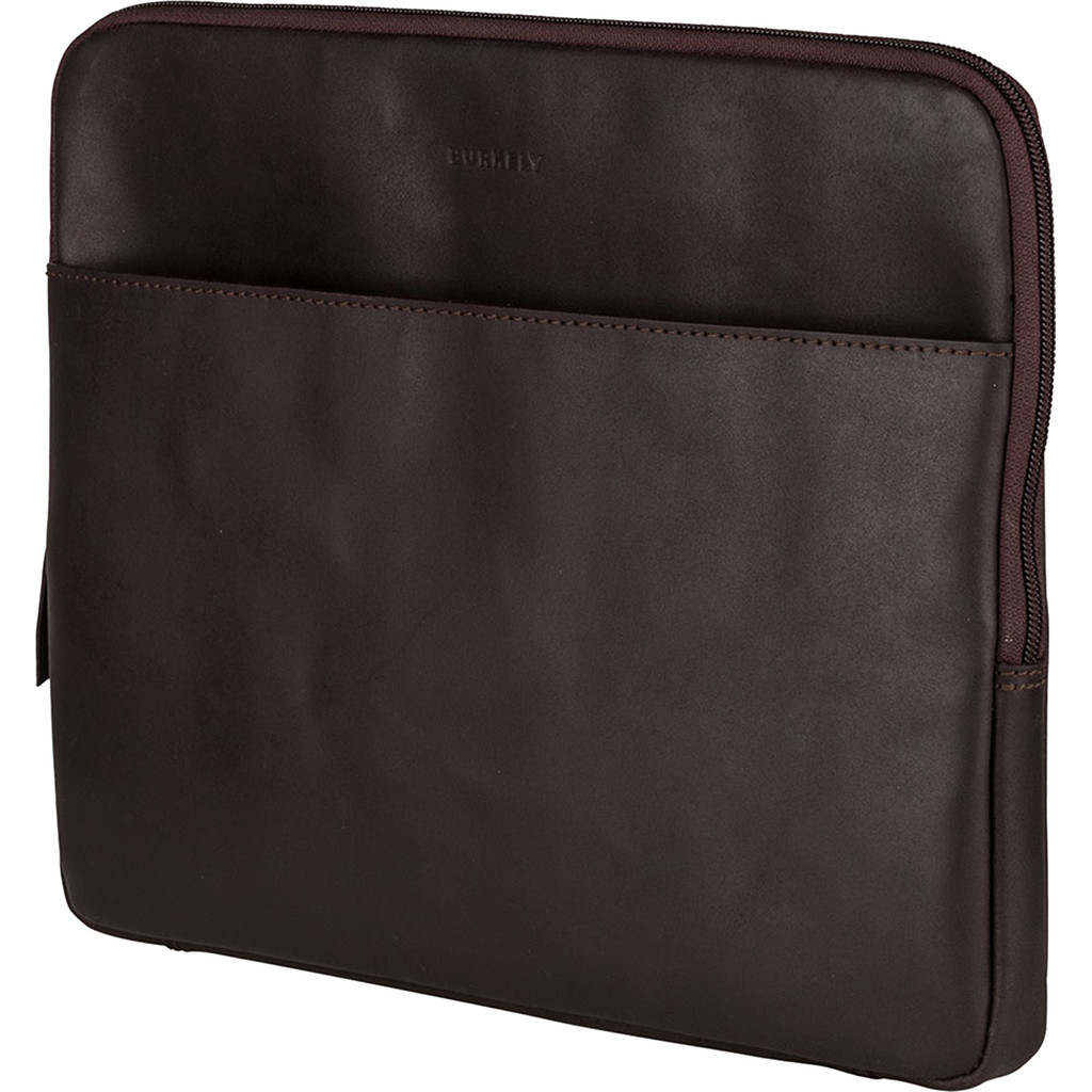 Burkely Fundamentals Vintage Robin Laptop Sleeve 13.3