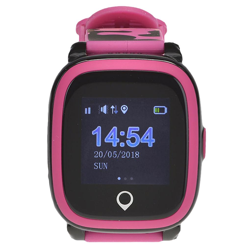 Tweedekans Spotter GPS Watch - Roze