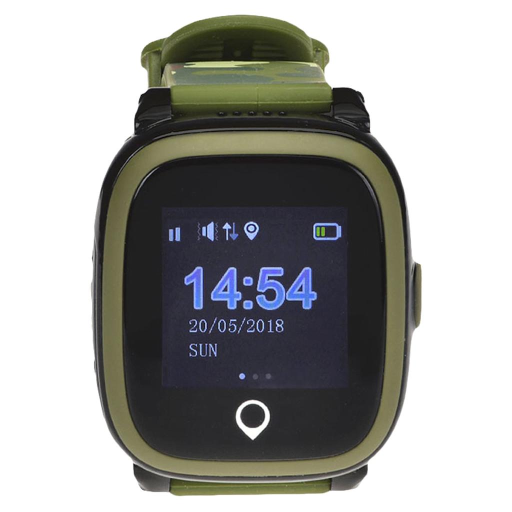Tweedekans Spotter GPS Watch - Army Green