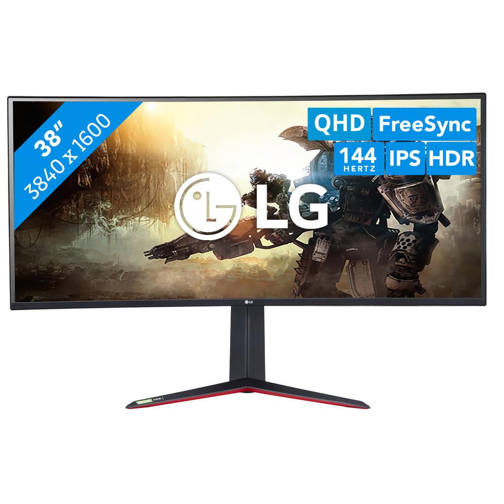 Tweedekans LG UltraGear 38GN950