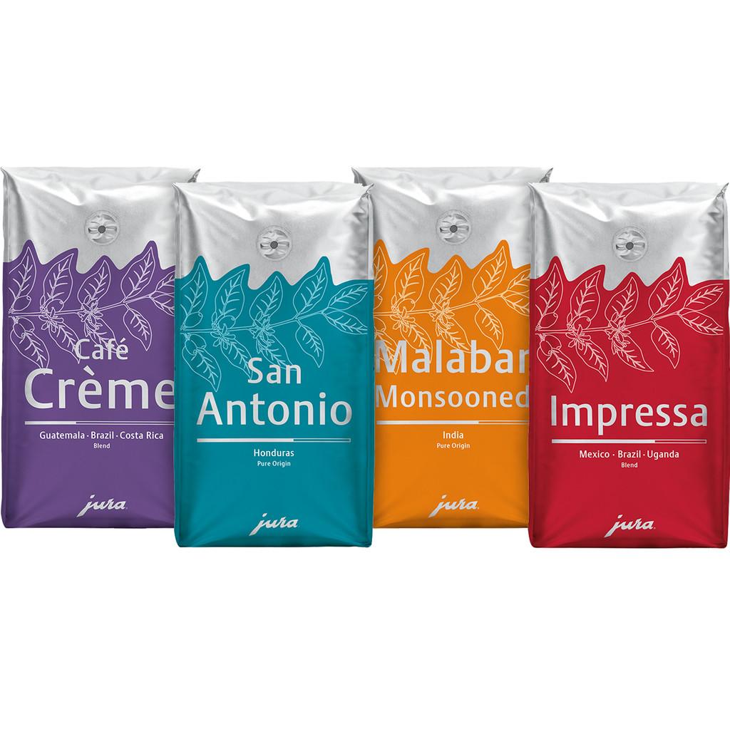 Jura Proefpakket koffiebonen 2 kg