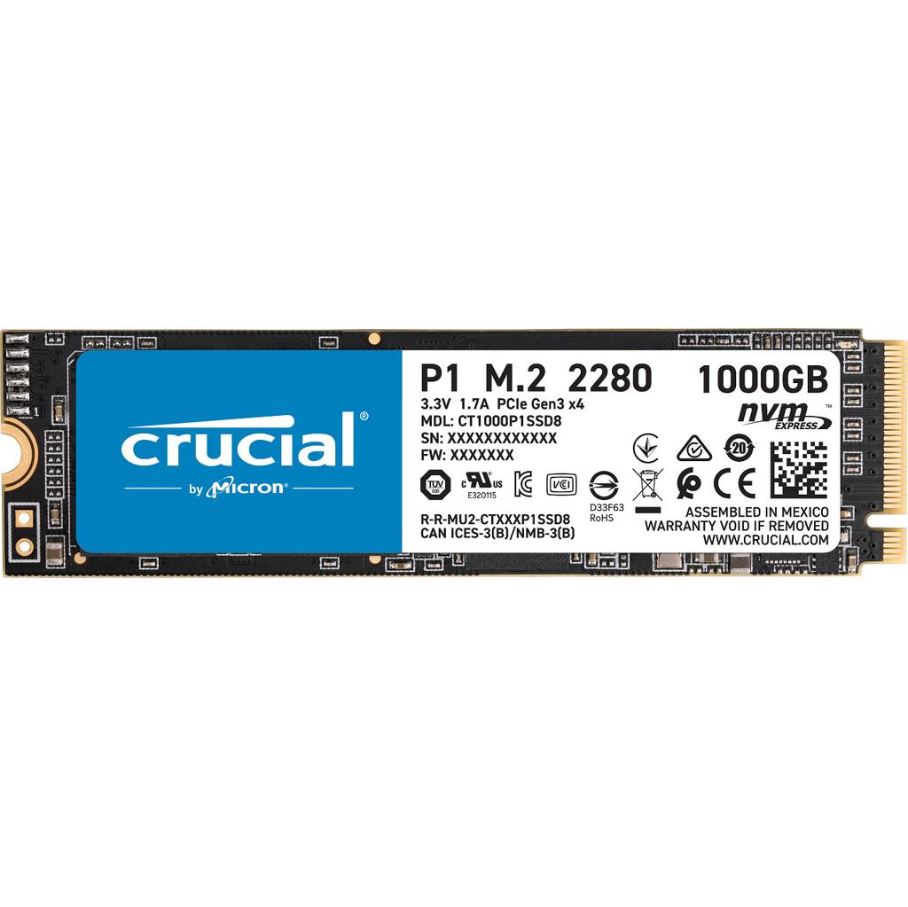 Crucial P1 SSD 1 TB kopen