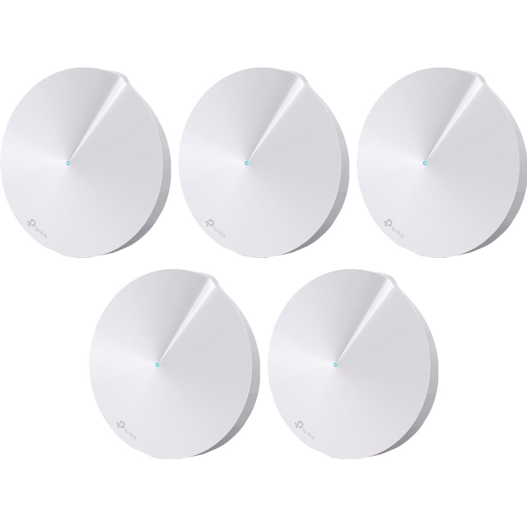 TP-Link Deco M9 Plus Smarthome Multiroom Wifi 5-Pack