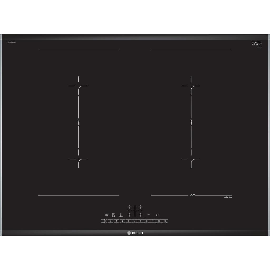 Bosch inductie inbouwkookplaat PVQ775FC5E