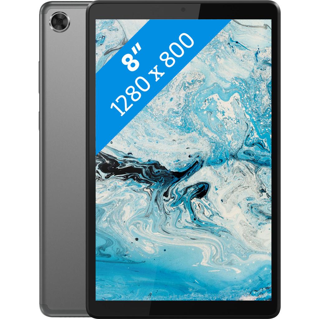 Lenovo Smart Tab M8 32GB Wifi Grijs + Oplaadstation
