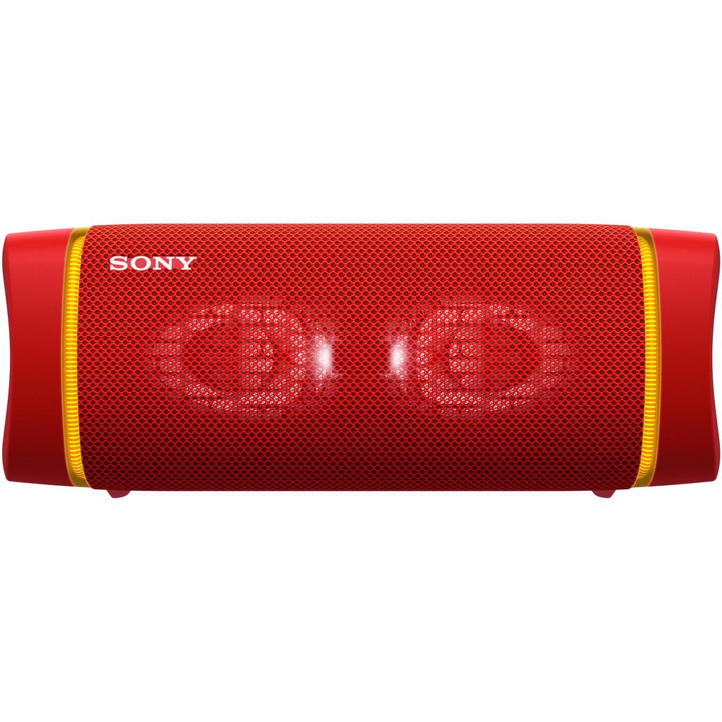 Afbeelding van de Sony SRS-XB33 Rood