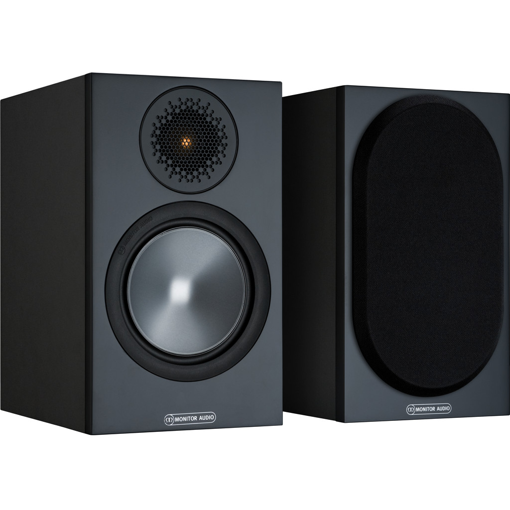 Tweedekans Monitor Audio Bronze 6G 50 Zwart (per paar) Tweedehands