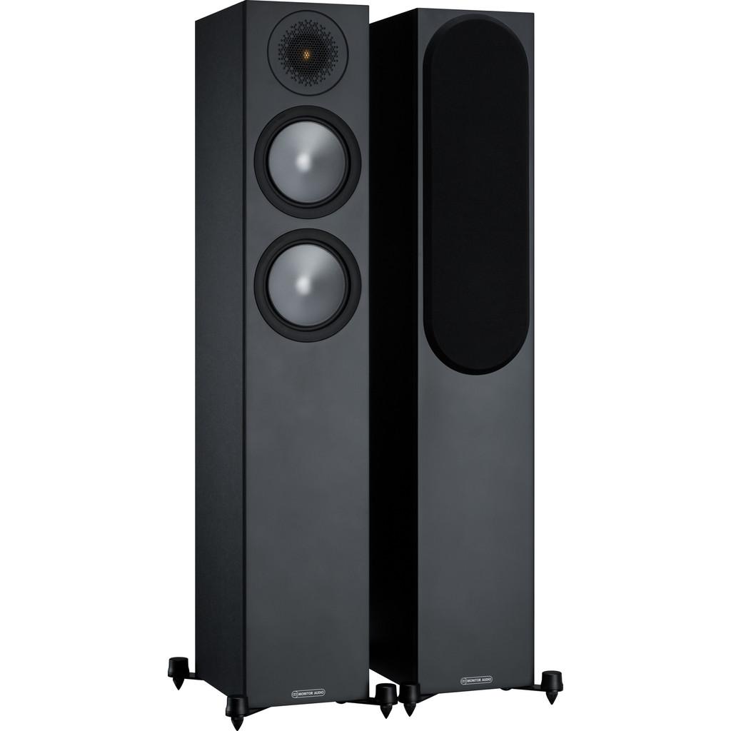 Tweedekans Monitor Audio Bronze 6G 200 Zwart (per paar)