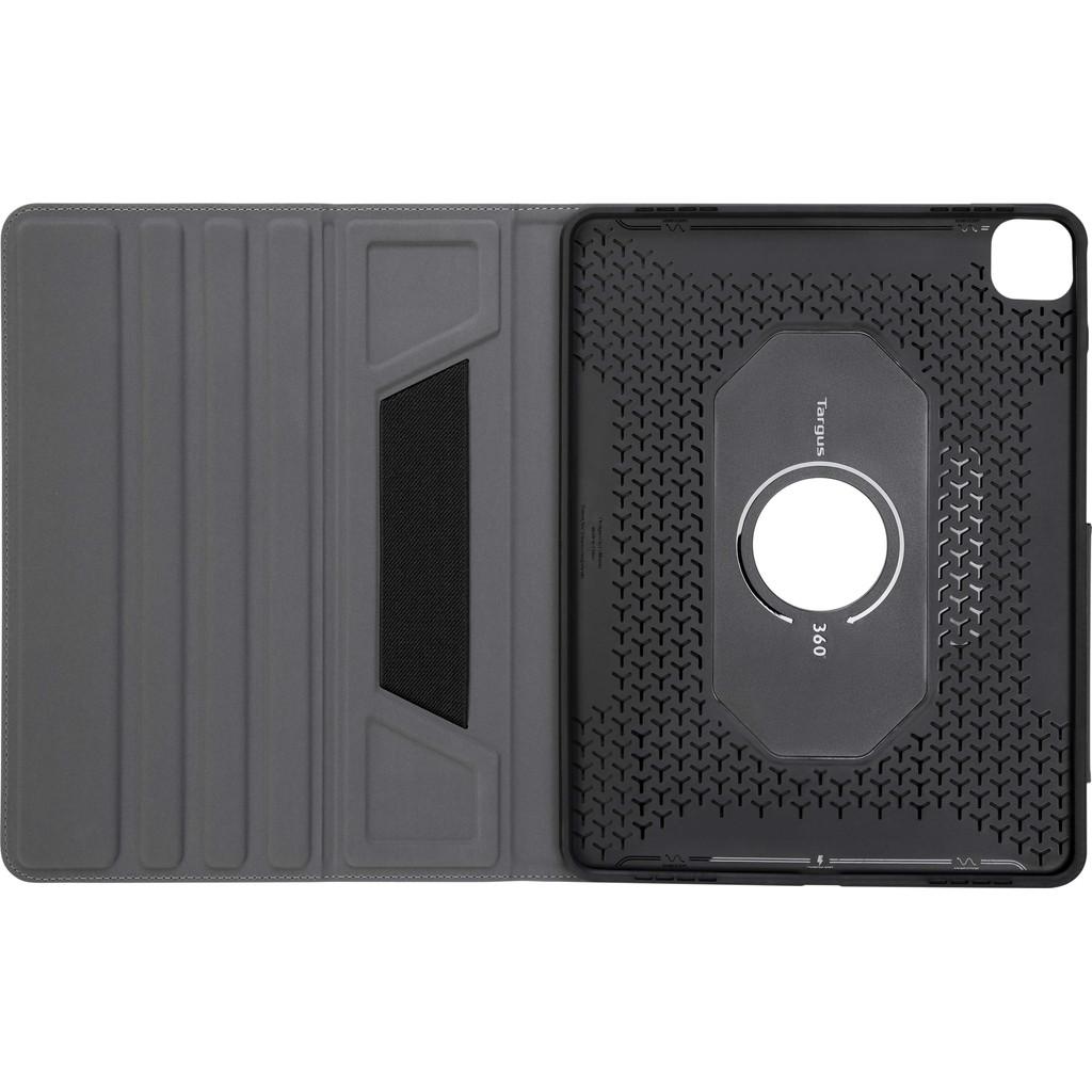 Tweedekans Targus VersaVu Apple iPad Pro 12,9 inch (2020/2018) Book Case Zwart