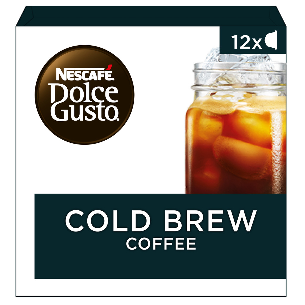 Dolce Gusto Cold Brew 3 pack