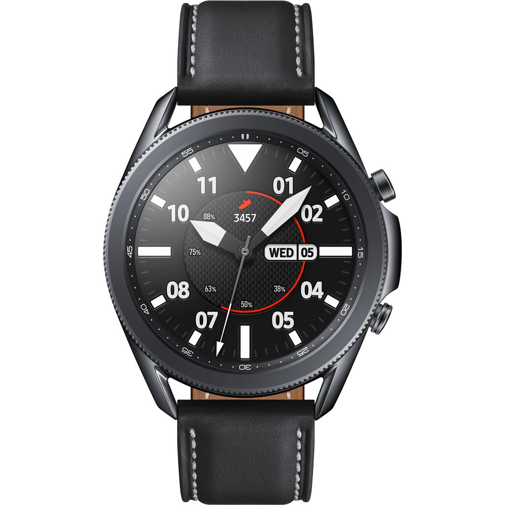 Tweedekans Samsung Galaxy Watch3 Zwart 45 mm