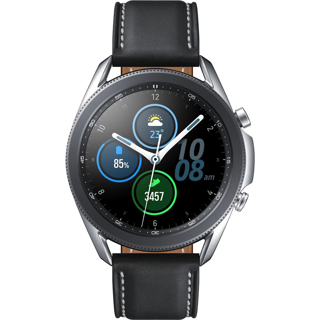 Tweedekans Samsung Galaxy Watch3 Zilver 45 mm