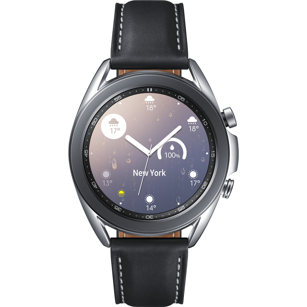 Tweedekans Samsung Galaxy Watch3 Zilver 41 mm