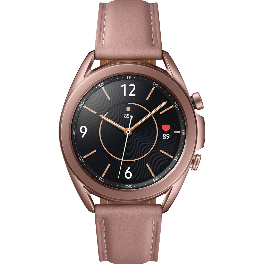 Tweedekans Samsung Galaxy Watch3 Goud 41 mm