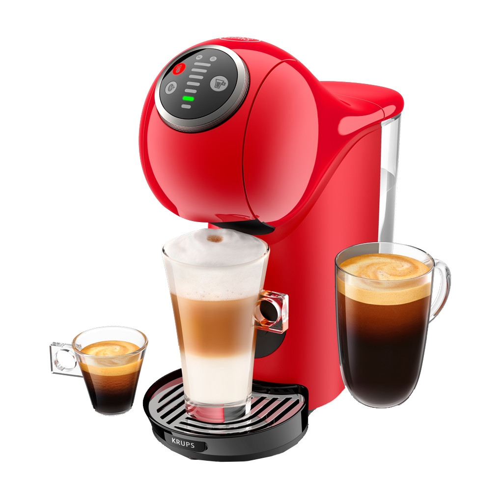 Krups Dolce Gusto Genio S Plus PK3405 Rood