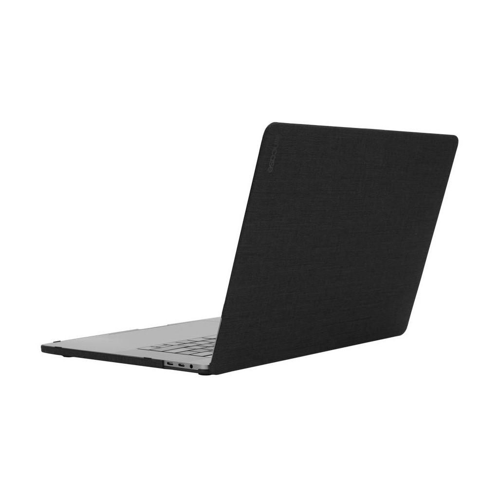 """Tweedekans Incase Hardshell Woolenex MacBook Pro 13"""" USB-C Case Grijs"""