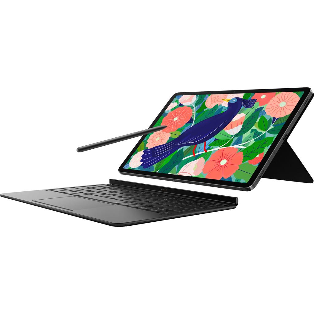 Tweedekans Samsung Galaxy Tab S7 Plus Toetsenbord Hoes QWERTY