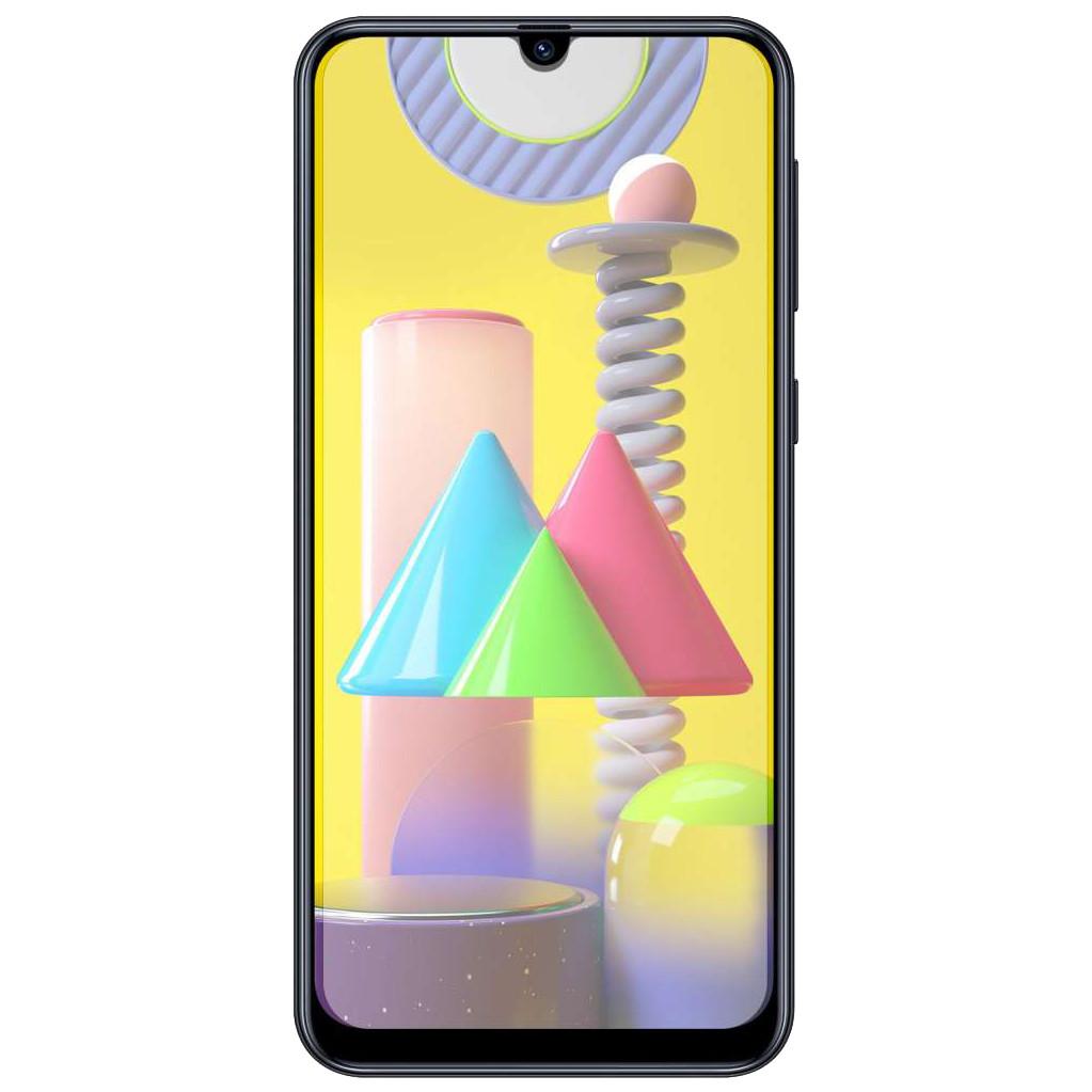 Just in Case Samsung Galaxy M31 Screenprotector Glas