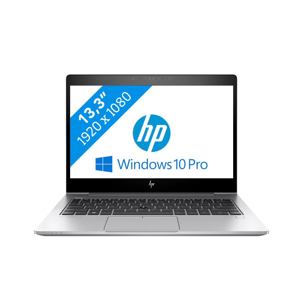 Tweedekans HP Elitebook 830 G6 i5-8gb-256gb