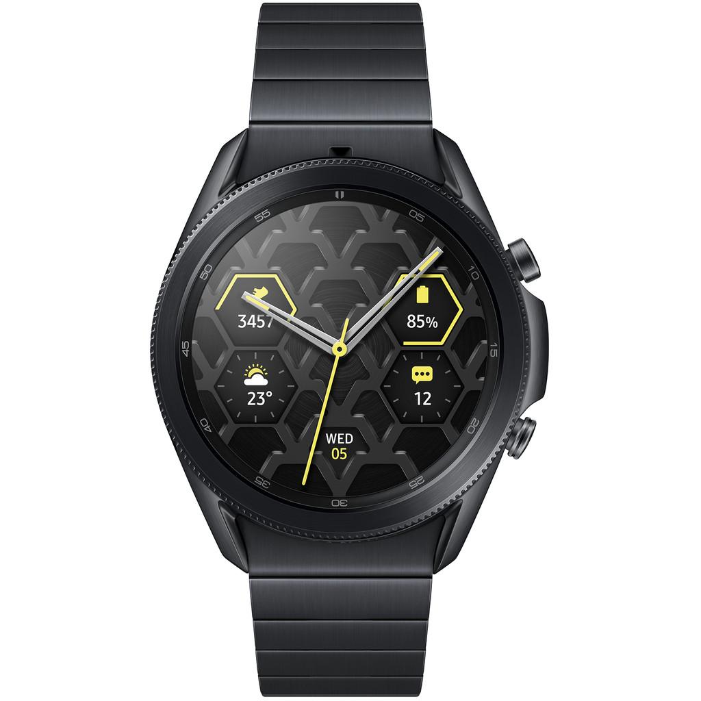 Tweedekans Samsung Galaxy Watch3 Zwart 45 mm Titanium