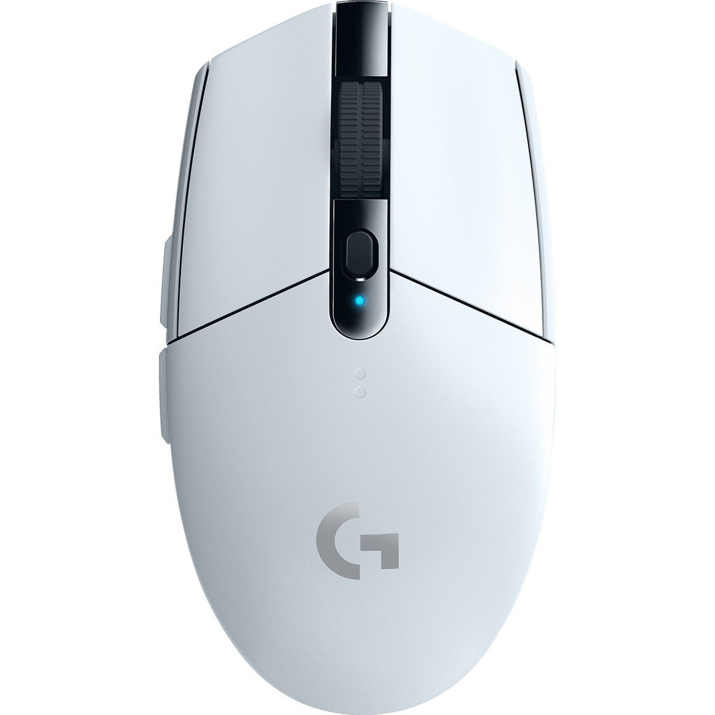 Logitech G305 Lightspeed Draadloze Gaming Muis Wit