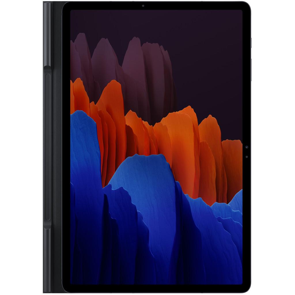Tweedekans Samsung Galaxy Tab S7 Plus Book Case Zwart