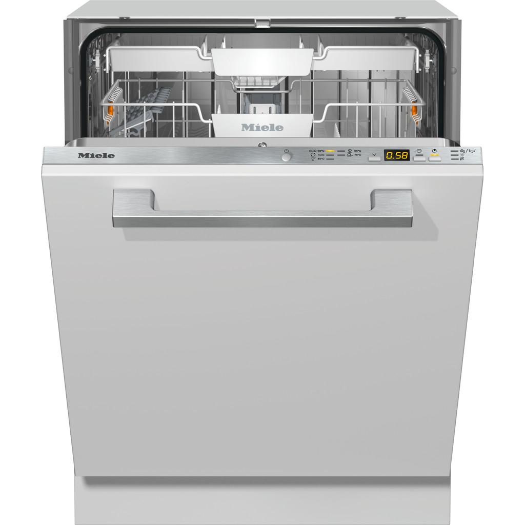 Tweedekans Miele G 5074 SC Vi / Inbouw / Volledig geïntegreerd / Nishoogte 80,5 - 87 cm