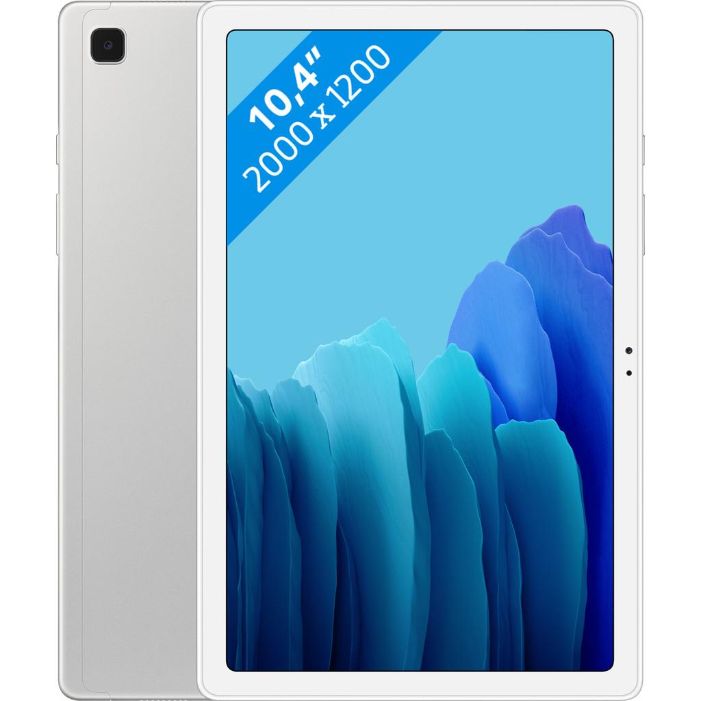 Tweedekans Samsung Galaxy Tab A7 64GB Wifi Zilver