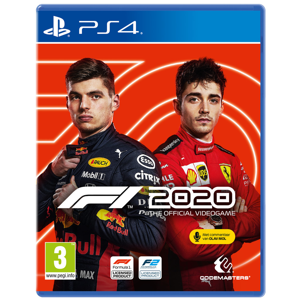 F1 2020 Standard Edition, (Playstation 4). PS4