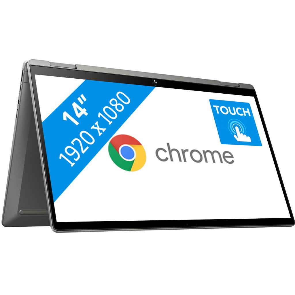 Tweedekans HP Chromebook x360 14c-ca0002nd