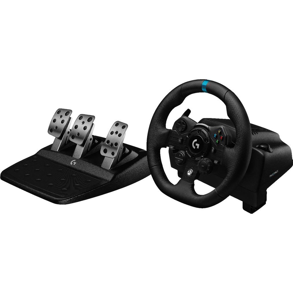 Tweedekans Logitech G923 Racing Wheel and Pedals voor Xbox en PC